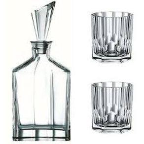 Nachtmann-Facette-set-x-3-Botellon---2-vasos