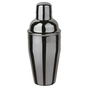 Sambonet-Bar-Shaker-Black-Liso-500-Ml