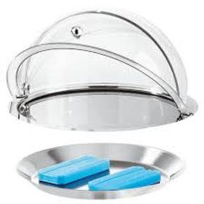 Sambonet-Vitrina-Refrigerada-5-Piezas-Ø-38-Cm