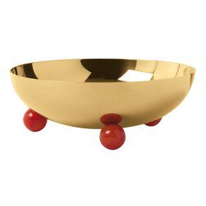 Sambonet-Penelope-Bowl-Gold-20-Cm
