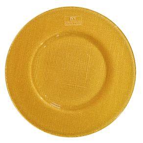 Ivv-Kerala-Plato-De-Sitio-Gold-Glitter-34-Cm