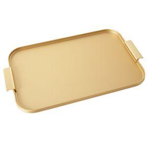 Kaymet-Bandeja-35-X-26-Cm-Diamond-Gold