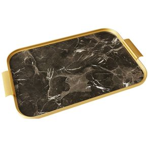 Kaymet-Bandeja-46-X-30-Cm-Brown-Marble-Gold